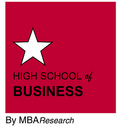 Image result for High school of Business logo